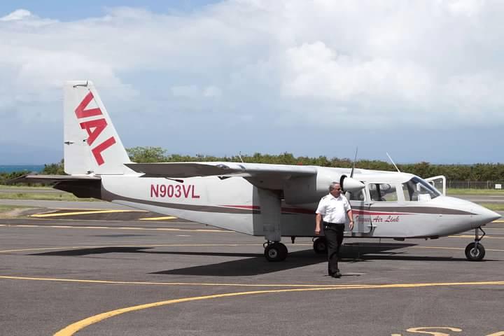 Car Rental Isla Grande Airport