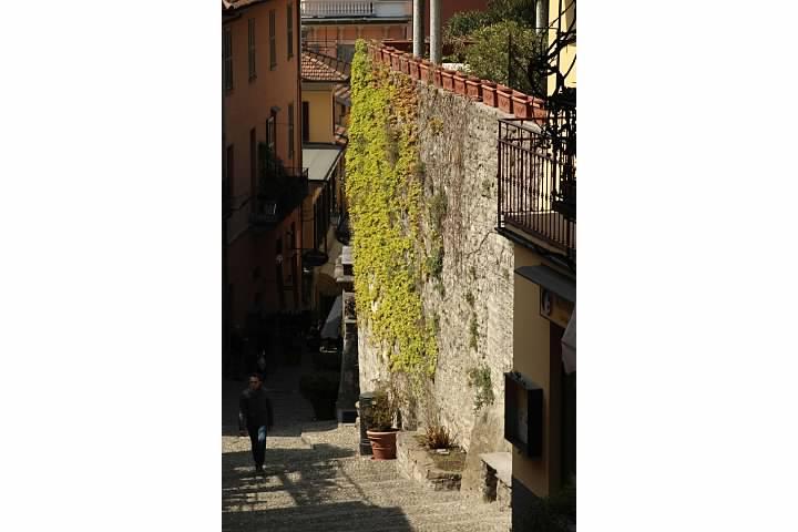 Bellagio wall