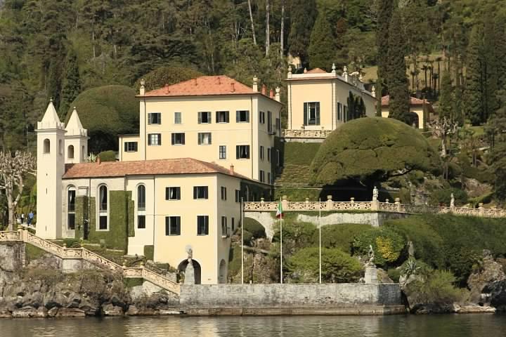 Villa del Balbianello near Lenno