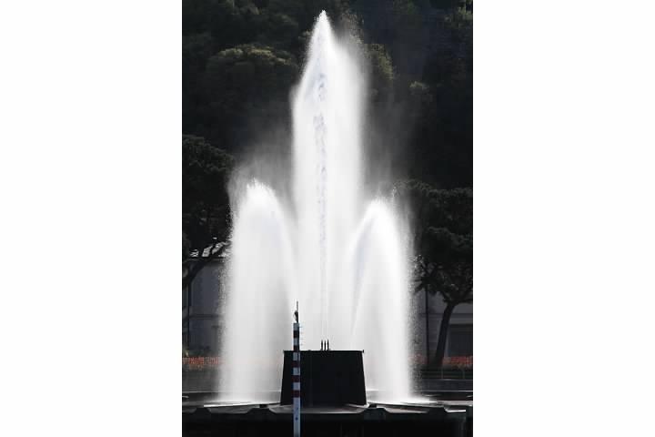 Villa Geno Fountain