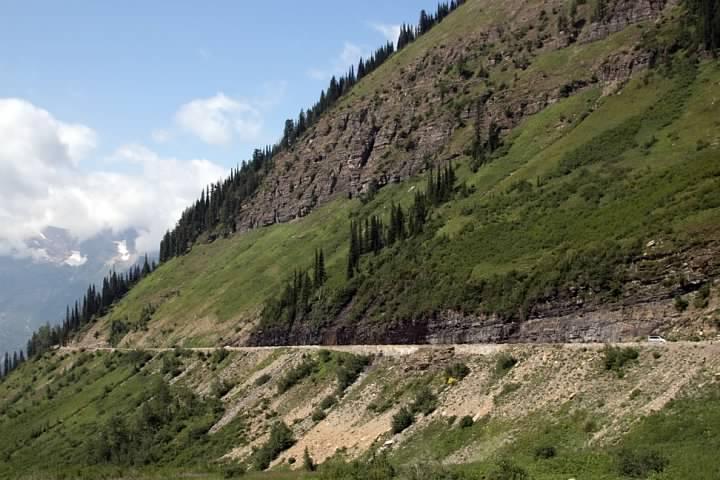 Road at Big Bend