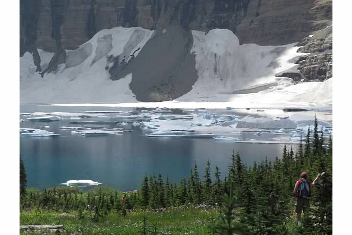 Iceberg Lake! Rachel Pulverman photography