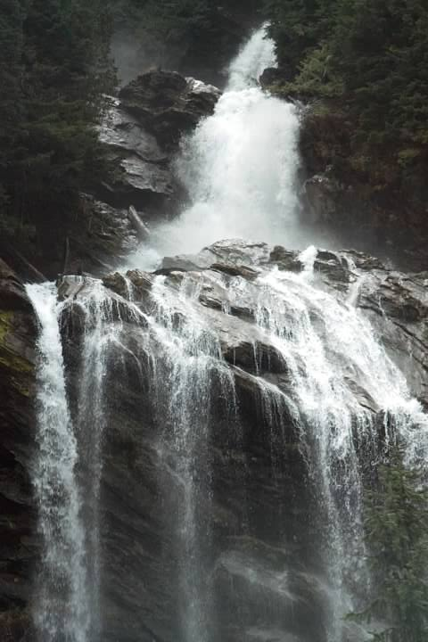 Pyramid Creek Falls