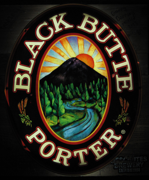 Black Butte has the distinction of having a delicious beer brewed in its honor by Bend's Deschutes Brewery