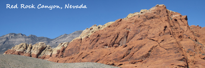 The Calico Hills in Red Rock Canyon National Conservation Area