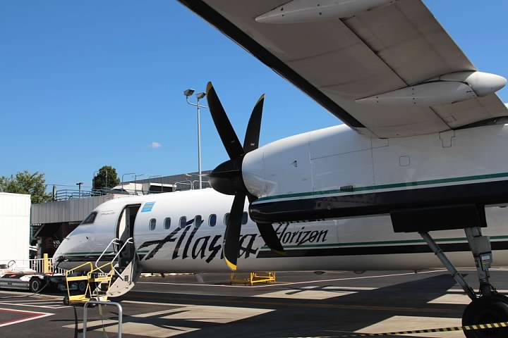Alaska Airlines. Lowell Silverman photography, 2014
