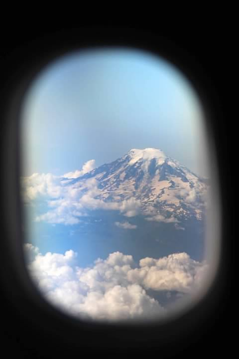Mt. Adams seen from Alaska 2276