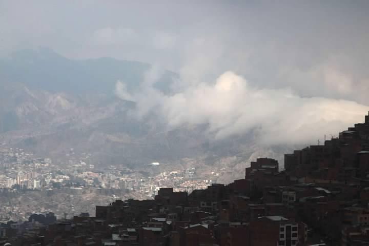 Gloomy La Paz