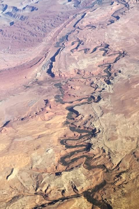 Chinle Creek in Utah