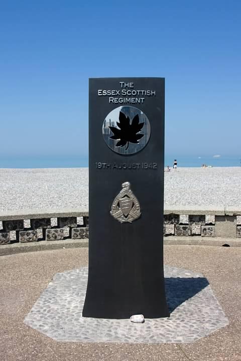 3 Dieppe Memorial