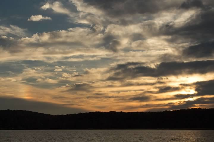 30 Hudson River Sunset
