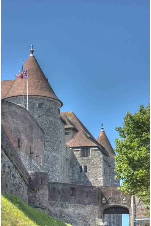 7 Chateau de Dieppe