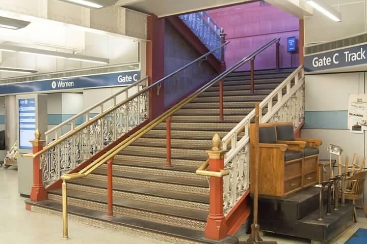 8 Main Staircase
