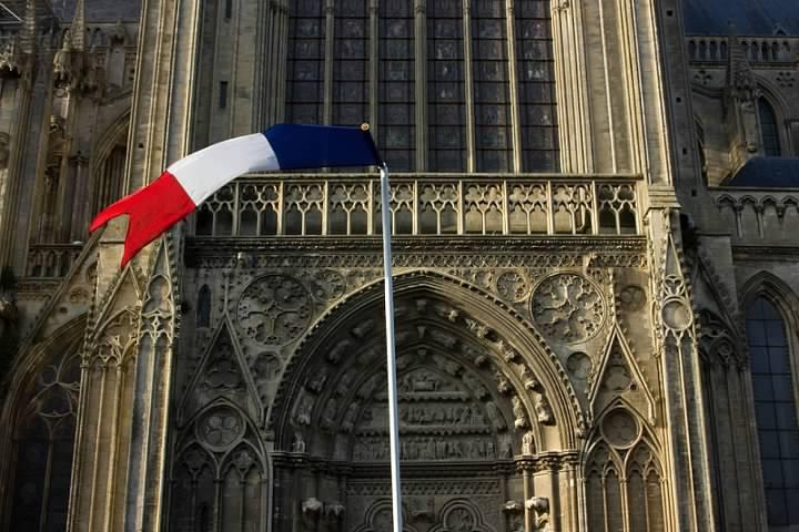 Bayeux Flag