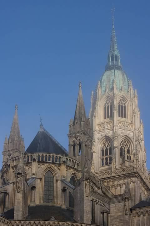 Bayeux Morning
