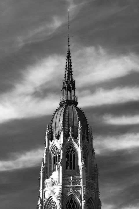 Bayeux Tower IR