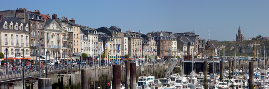 Dieppe-Color-Panorama-8x24