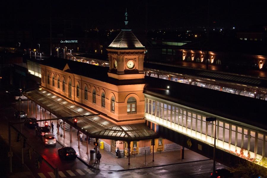 NightWilmington-Station