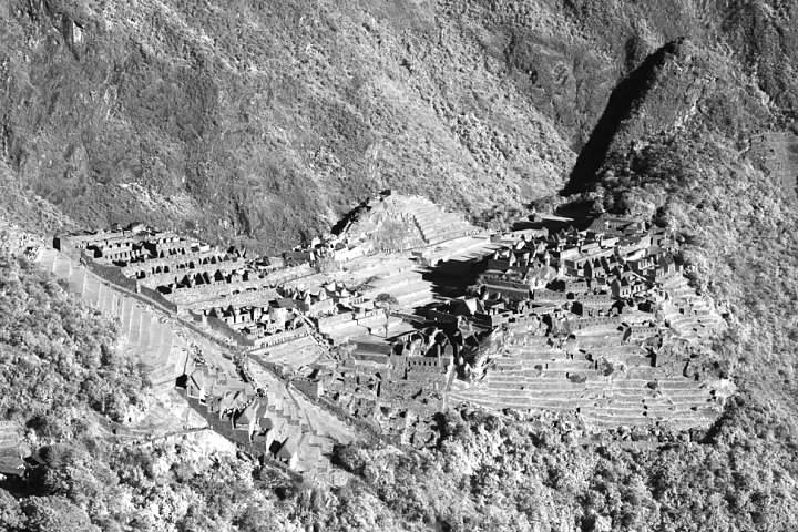 11 Machu Picchu IR