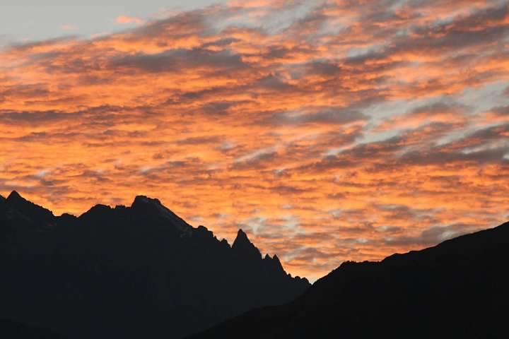 2 Day Four Sunrise
