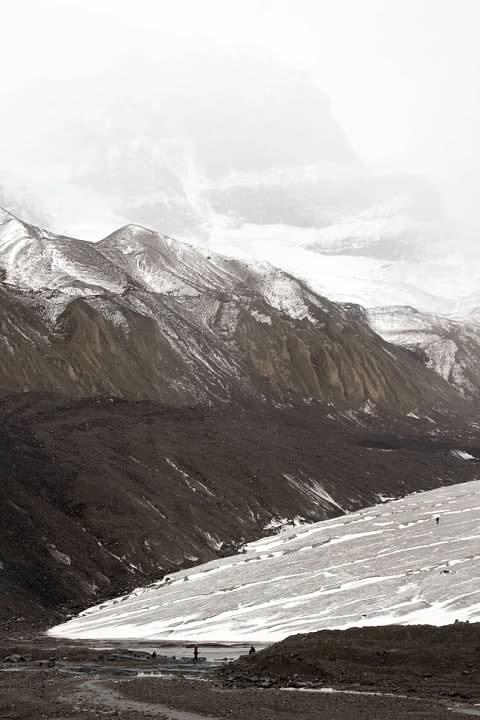 15 Athabasca Glacier