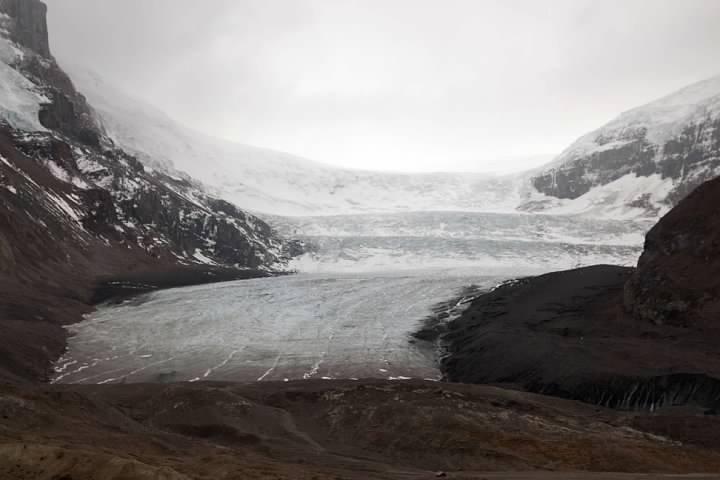36 Athabasca Glacier