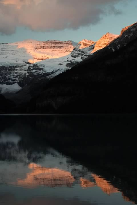 1 Sunrise Lake Louise