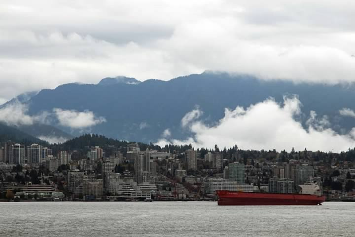 28 Vancouver harbor