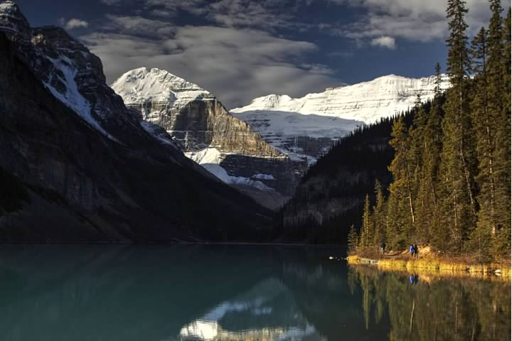 3a Lake Louise HDR