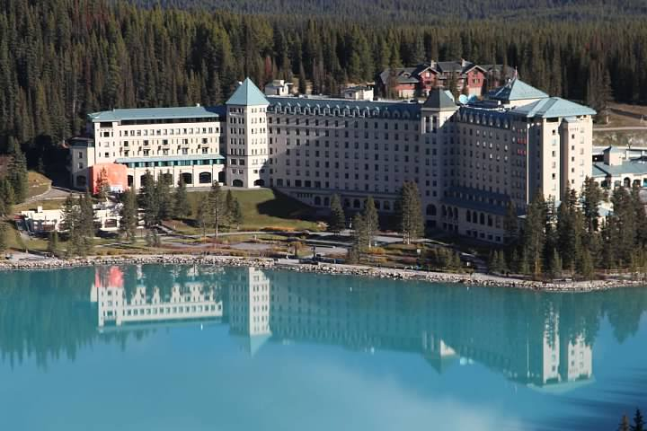 8 Chateau Lake Louise