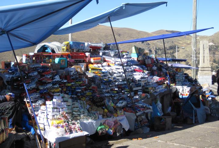 Calvario-Market