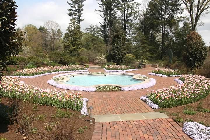 10 Round Garden