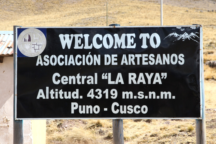 AndeanExplorerSign