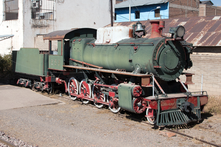 AndeanExplorerVintageSteam