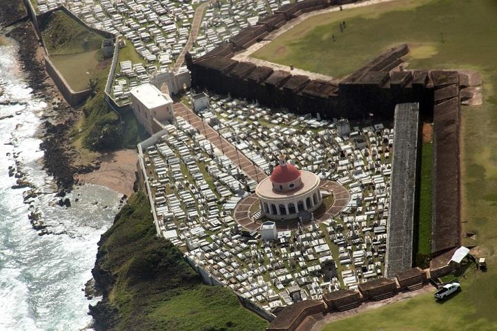 San Juan Aerial